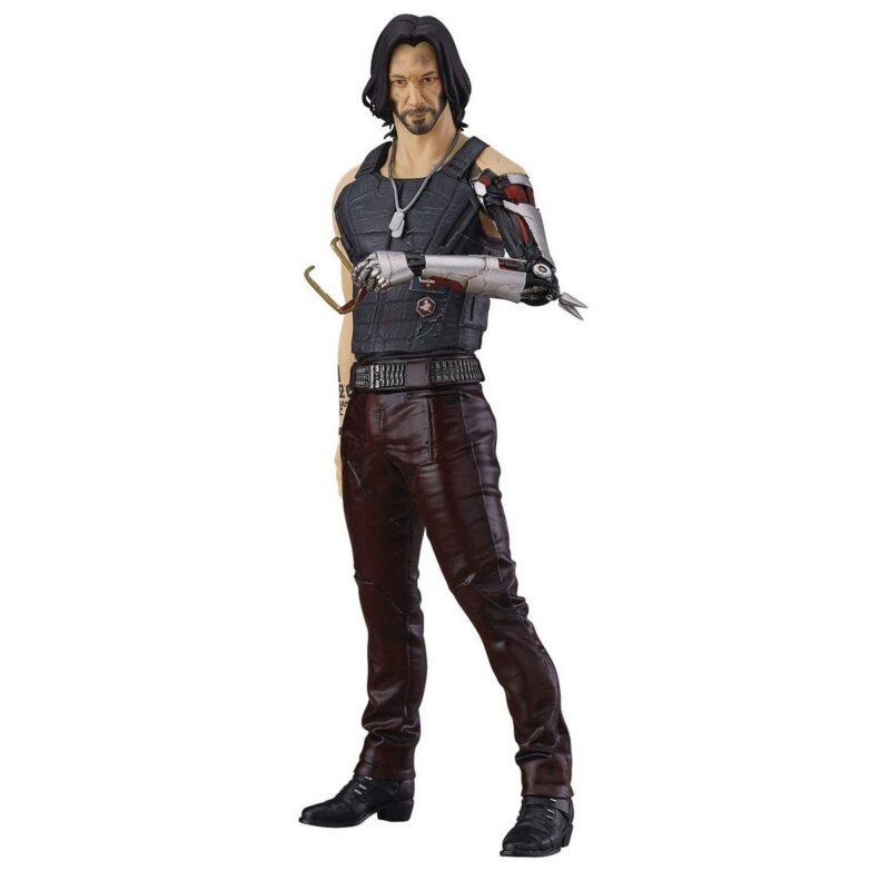 Pop Up Parade: Cyberpunk 2077 – Johnny Silverhand Statue, 19cm