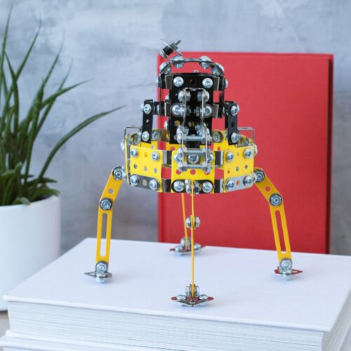 NASA Lunar Lander Construction Kit