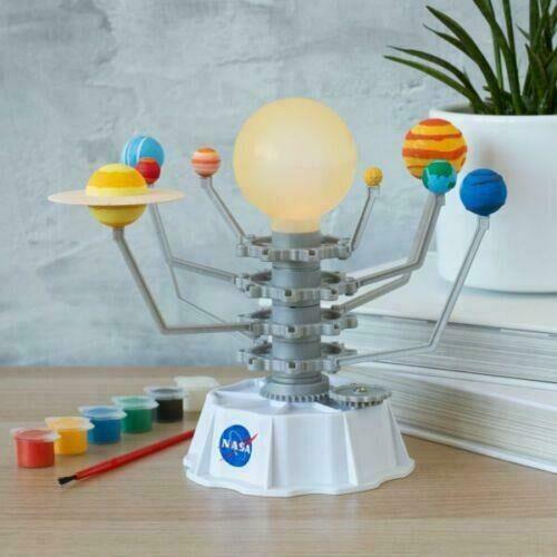 NASA Solar System Construction Kit