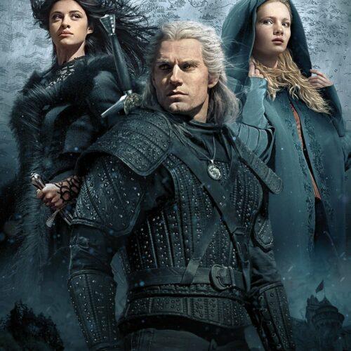 Poster Witcher TV Series – Key Art, 61x91cm