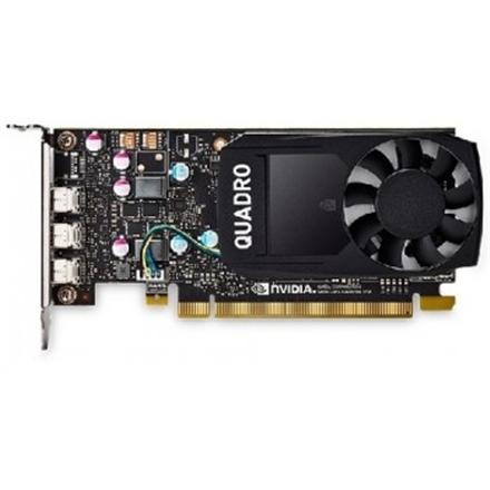 Dell NVIDIA, 2 GB, Quadro P400, PCI Express 3.0