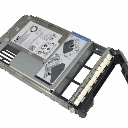 Dell Server HDD 2.5″ 600GB 10000 RPM, 600 GB, Hot-swap, Hard drive, in 3.5″ HYBRID carrier, SAS, 12 Gbit/s, (PowerEdge 14G R240,R340,R440,R540,R640,R740,R740XD)