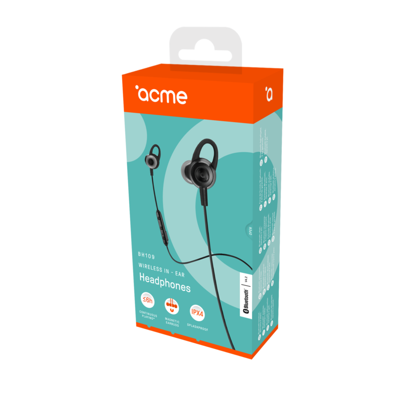 ACME BH109 Wireless in-ear headphones