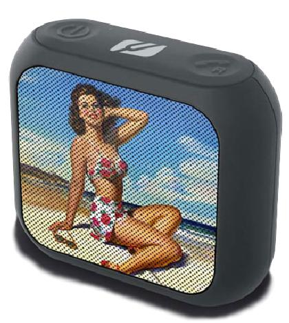 Muse M-312 PIN-UP Bluetooth, Portable, Wireless connection