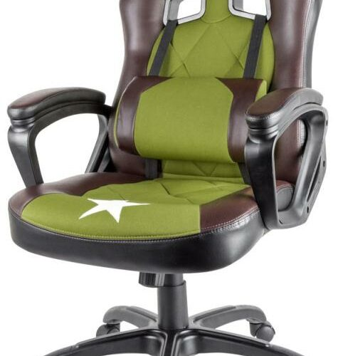Genesis Gaming chair Nitro 330, NFG-1141,  Military (Limited edition)
