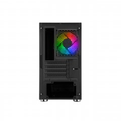 Fortron CST310 Black, Micro ATX, Power supply included No