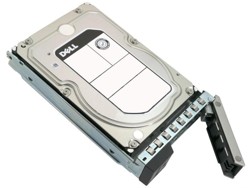 Dell HDD 7200 RPM, 12000 GB, Hot-swap, Advanced format 512e; 6 Gb/s