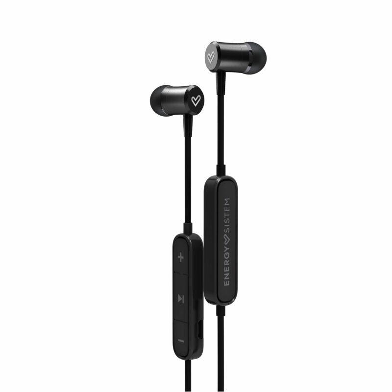 Energy Sistem Earphones Urban 2 In-ear, Microphone, Black