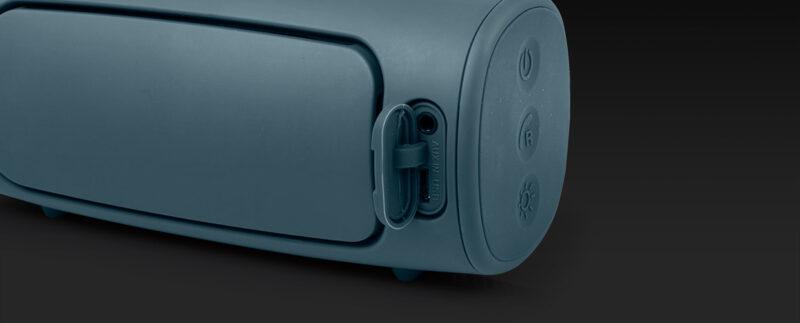 Muse M-730 DJ Speaker, Wiresless, Bluetooth, Black Muse