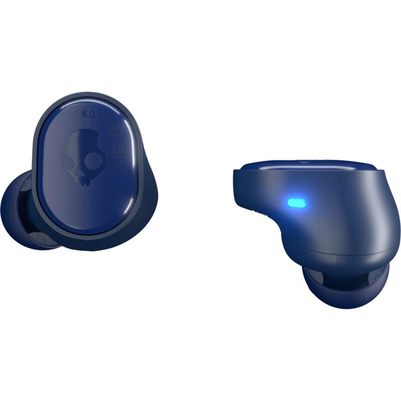 Skullcandy True Wireless Headphones Sesh Built-in microphone, Indigo/Blue, In-Ear