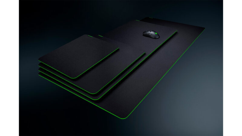Razer Gigantus V2 Soft Large Gaming mouse pad, Black