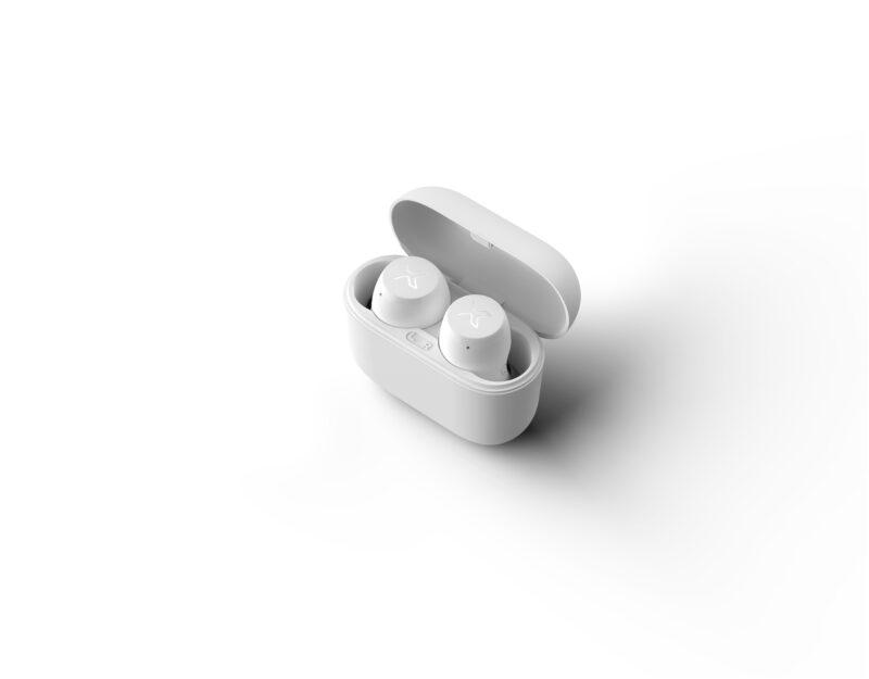 Edifier True Wireless Earbuds X3 Built-in microphone, Bluetooth 5.0 aptX, White