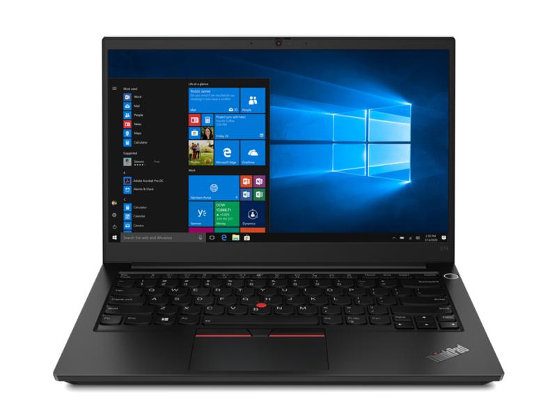 "Lenovo ThinkPad E14 (Gen 2) Black, 14 "", IPS, Full HD, 1920 x 1080, Matt, AMD, Ryzen 5 4500U, 8 GB, DDR4, SSD 256 GB, AMD Radeon, Windows 10 Pro, 802.11ax, Bluetooth version 5.0, Keyboard language English, Keyboard backlit, Warranty 12 month(s)"
