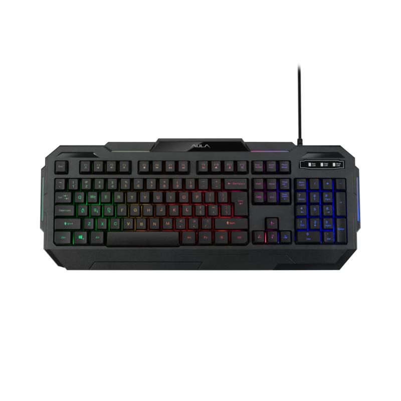AULA Terminus gaming keyboard EN/RU