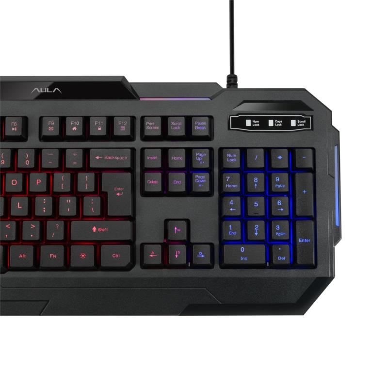 AULA Terminus gaming keyboard EN