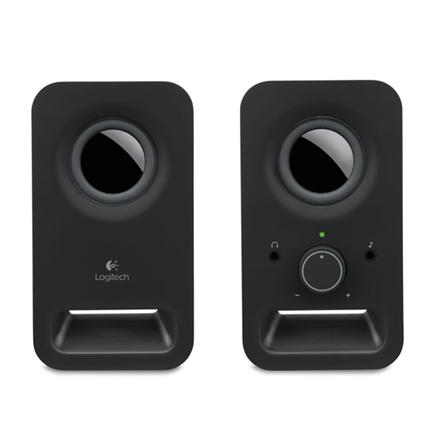 Speaker|LOGITECH|Black|980-000814