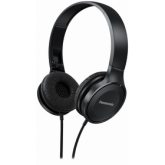 Panasonic RP-HF100E-K Headband/On-Ear, Black