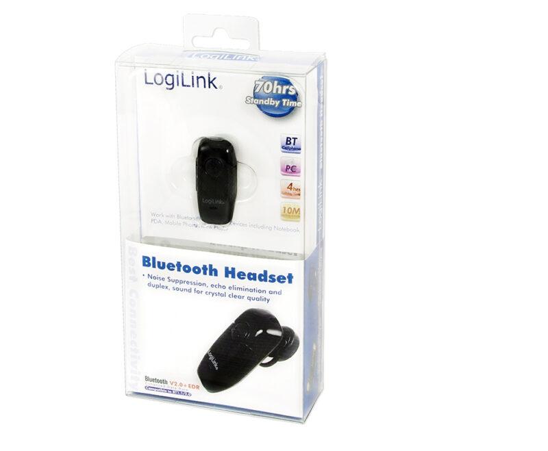 Logilink Bluetooth headphones with microphone