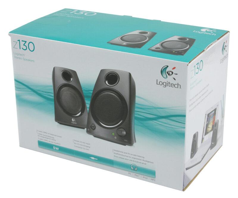SPEAKER 2.0 Z130/980-000418 LOGITECH