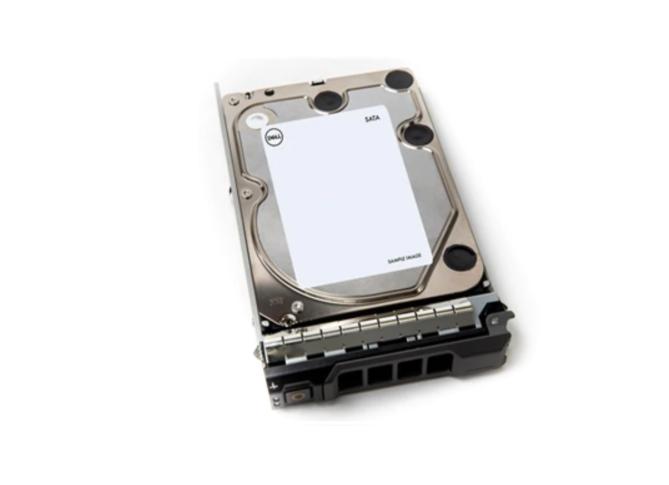 Dell HDD 7200 RPM, 12000 GB, Hot-swap, 512e; SATA 6Gb/s