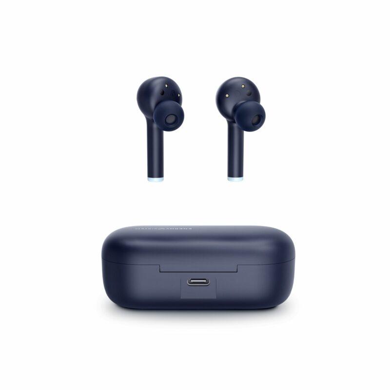 Energy Sistem True Wireless Earphones Style 7 In-ear, Microphone, Bluetooth, Navy