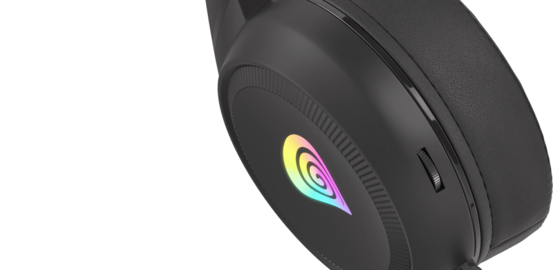 Genesis Gaming Headset Neon 200 Built-in microphone, Black/Red, Wired