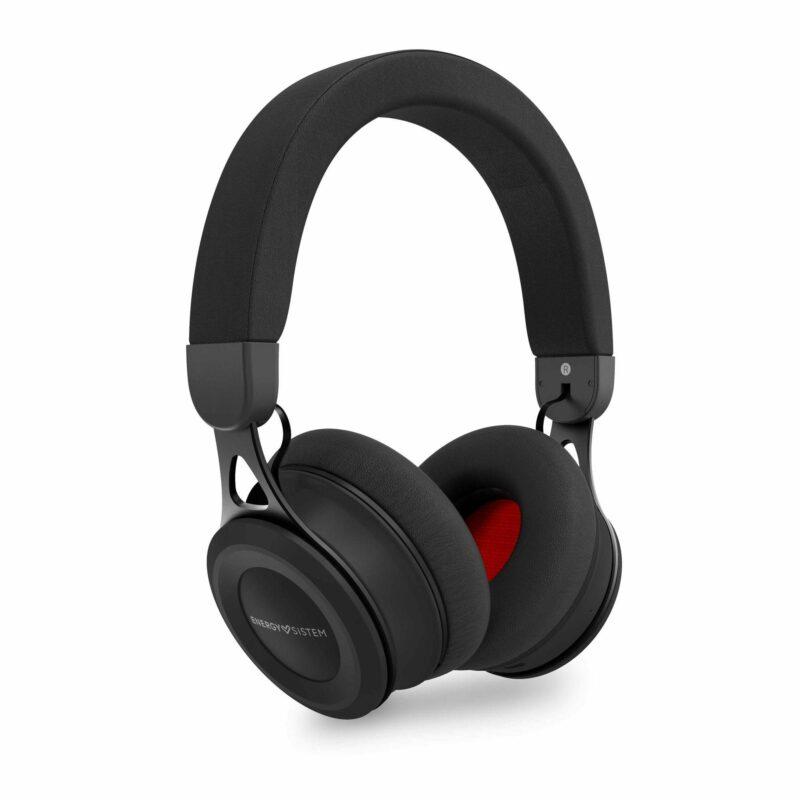 Energy Sistem Headphones BT Urban 3 Over-ear, Microphone, Wireless, Black