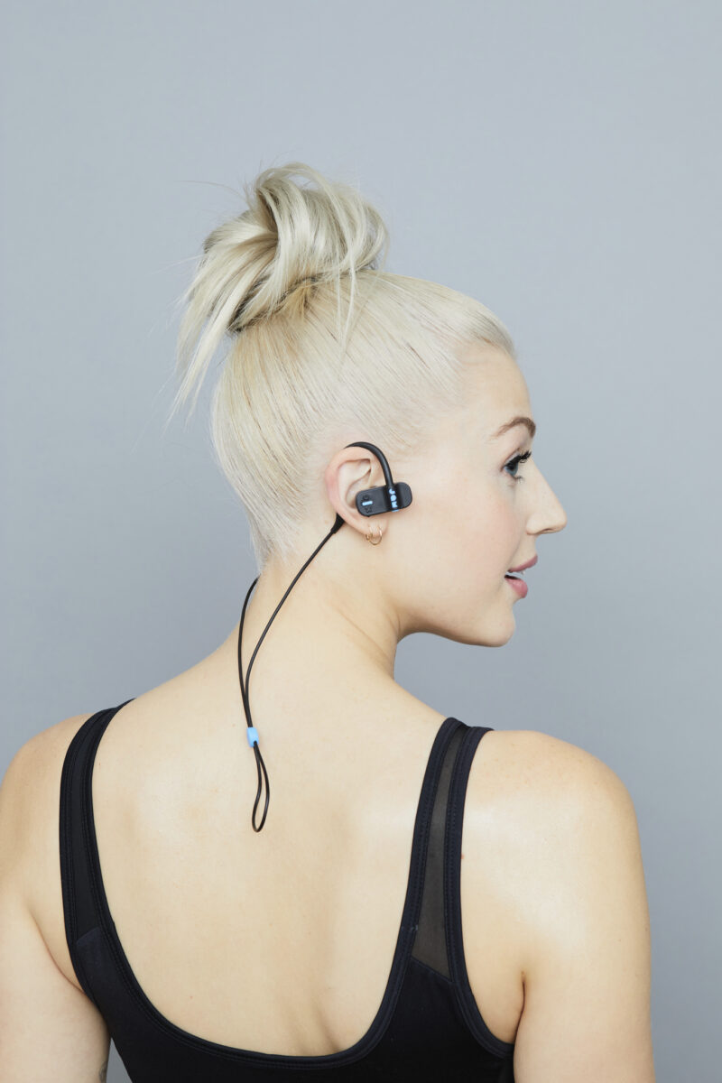 Jam Live Fast Earbuds, In-Ear, Wireless, Microphone, Black