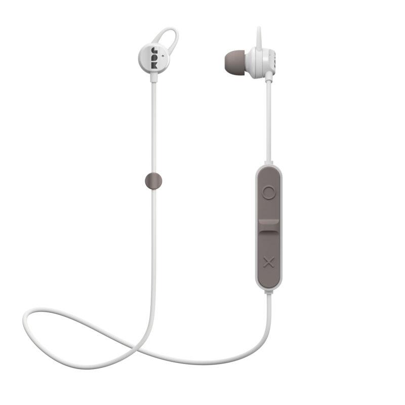 Jam Live Loose Earbuds, In-Ear, Wireless, Microphone, Grey