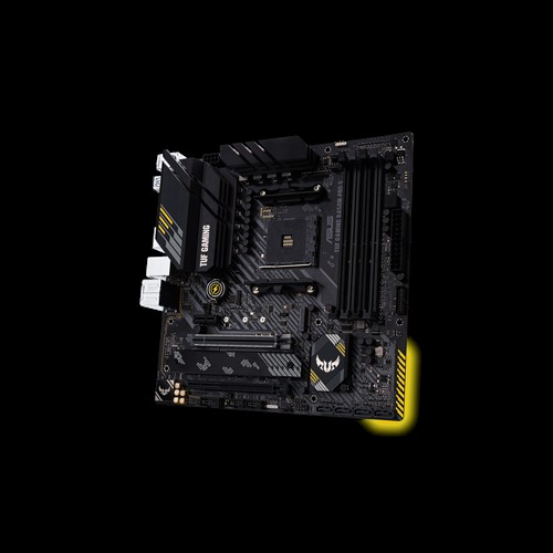 Asus TUF GAMING B450M-PRO S Memory slots 4, Processor family AMD, Micro ATX, DDR4, Processor socket AM4, Chipset AMD B