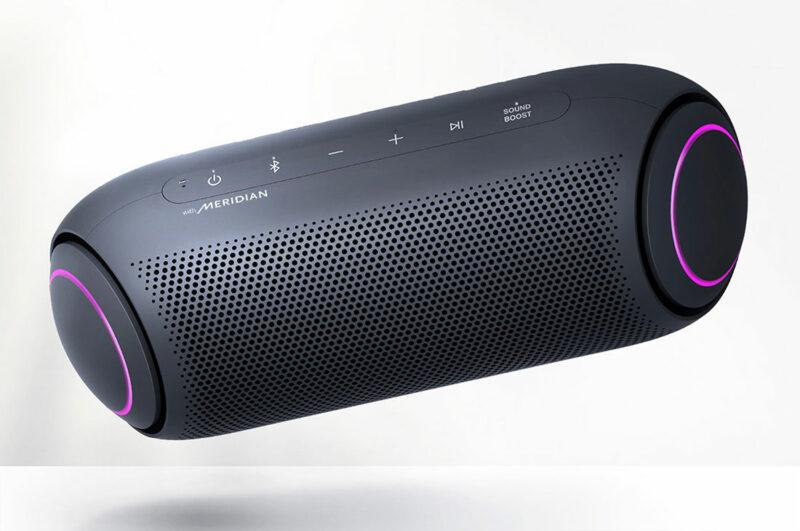 Speaker LG PL7 Portable/Waterproof/Wireless 1xUSB type C 1xStereo jack 3.5mm Bluetooth PL7