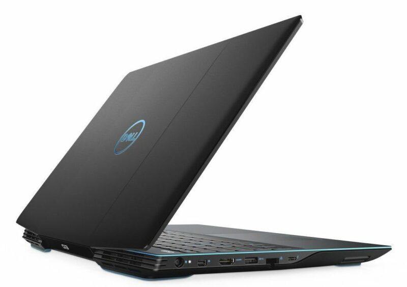 "Dell G3 15 3500 Black/Blue logo, 15.6 "", WVA, Full HD, 1920 x 1080, Matt, Intel Core i5, i5-10300H, 8 GB, DDR4, SSD 512 GB, NVIDIA GeForce GTX 1650 Ti, GDDR6, 4 GB, Linux, 802.11ac, Keyboard language English, Keyboard backlit, Warranty 36 month(s)"