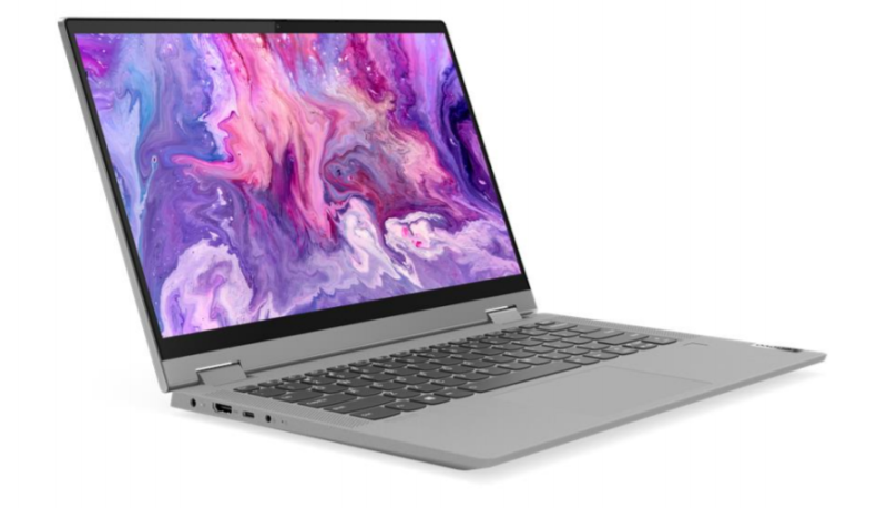 "Lenovo- IdeaPad Flex 5 14IIL05 Grey, 14.0 "", IPS, Touchscreen, Full HD, 1920 x 1080, Glossy, Intel Core i3, i3-1005G1, 4 GB, SSD 128 GB, Intel UHD, No Optical drive, Windows 10 Home, 802.11ac, Bluetooth version 5.0, Keyboard language English, Keyboard backlit, Warranty 24 month(s), Battery warranty 12 month(s)"