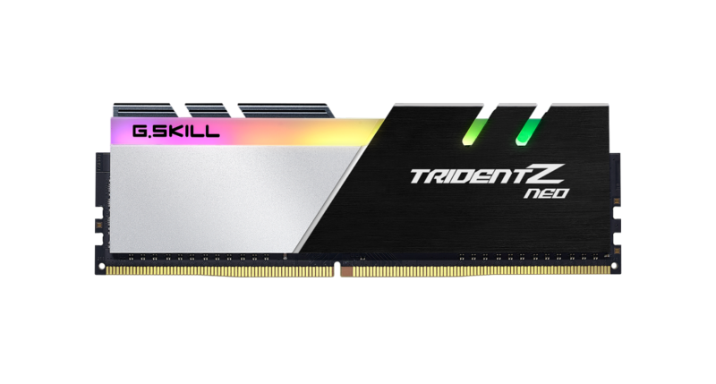 G.Skill Trident Z Neo 32 GB, DDR4, 3600 MHz, PC/server, Registered No, ECC No
