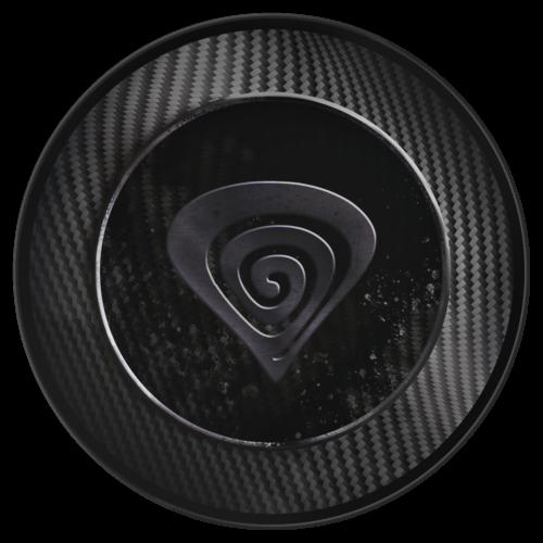 Genesis Protective Floor Mat Tellur 500 Decay of Carbon Black/Grey
