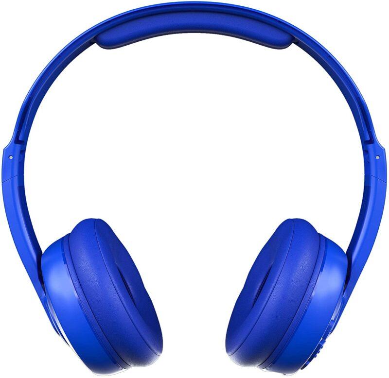 Skullcandy Wireless Headphones Cassette Over-ear, Microphone, Wireless, Blue