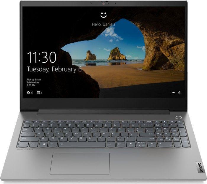 """Lenovo ThinkBook 15p IMH Mineral Grey, 15.6 """", IPS, Full HD, 1920 x 1080, Matt, Intel Core i7, i7-10750H, 16 GB, SSD 512 GB, NVIDIA GeForce GTX 1650 Ti Max-Q, GDDR6, 4 GB, No Optical drive, Windows 10 Pro, 802.11ax, Bluetooth version 5.1, Keyboard language Nordic, Keyboard backlit, Warranty 12 month(s)"""