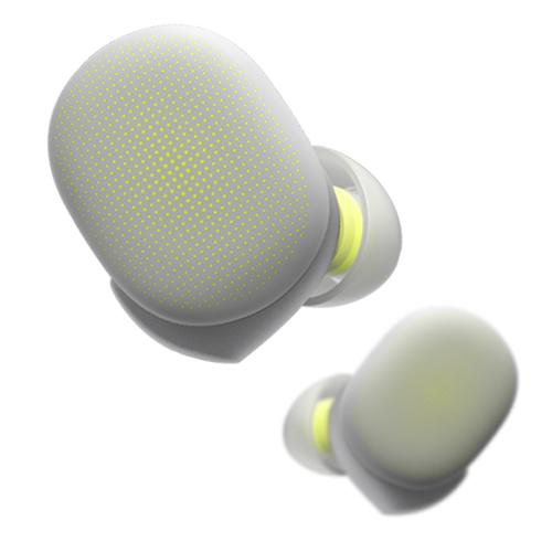 HEADSET AMAZFIT POWERBUDS/RACING YELLOW A1965RY XIAOMI