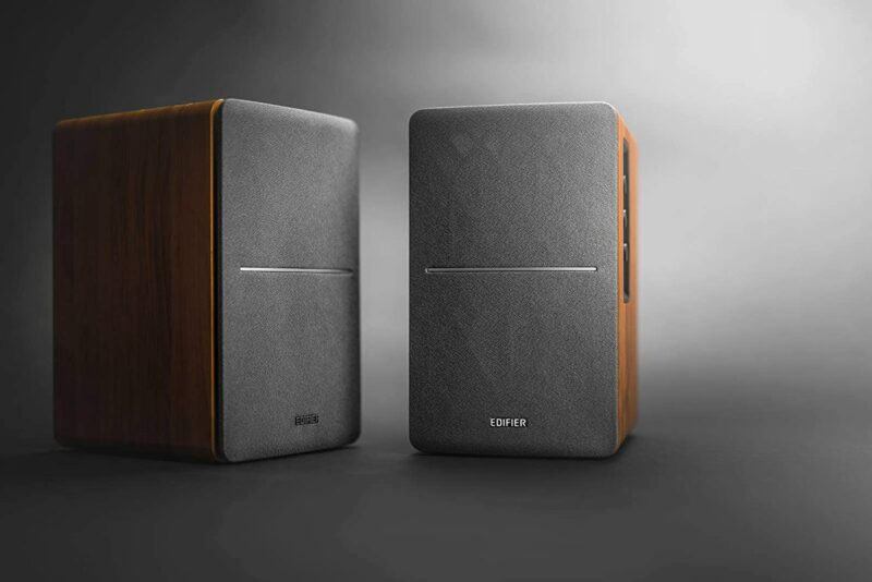 Edifier Powered Bluetooth Speakers R1280DBS Brown, Bluetooth, Wireless connection