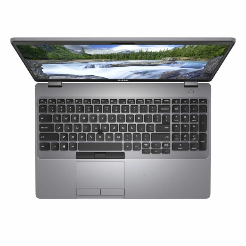 "Dell Latitude 5511 Gray, 15.6 "", WVA, Full HD, 1920 x 1080, Matt, Intel Core i7, i7-10850H, 16 GB, DDR4, SSD 512 GB, NVIDIA  GeForce MX250, No Optical drive, Windows 10 Pro, 802.11ax, Bluetooth version 5.1, WWAN Capable, Keyboard language Estonian, Keyboard backlit, Warranty Basic OnSite 36 month(s), Battery warranty 12 month(s)"