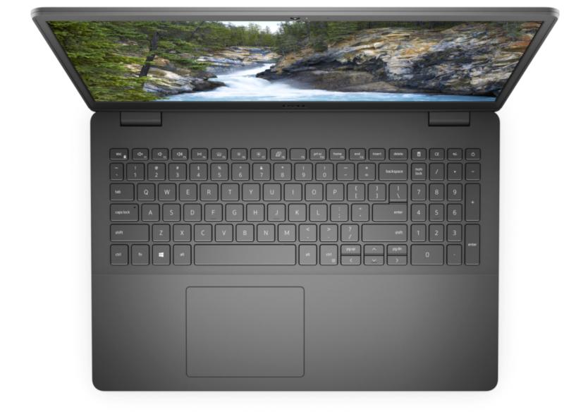 "Dell Vostro 15 3500 Black, 15.6 "", WVA, Full HD, 1920 x 1080, Matt, Intel Core i3, i3-1115G4, 8 GB, DDR4, SSD 256 GB, Intel UHD, Windows 10 Home, 802.11ac, Bluetooth version 5.0, Keyboard language English, Keyboard backlit, Warranty Basic Onsite 36 month(s), Battery warranty 12 month(s)"