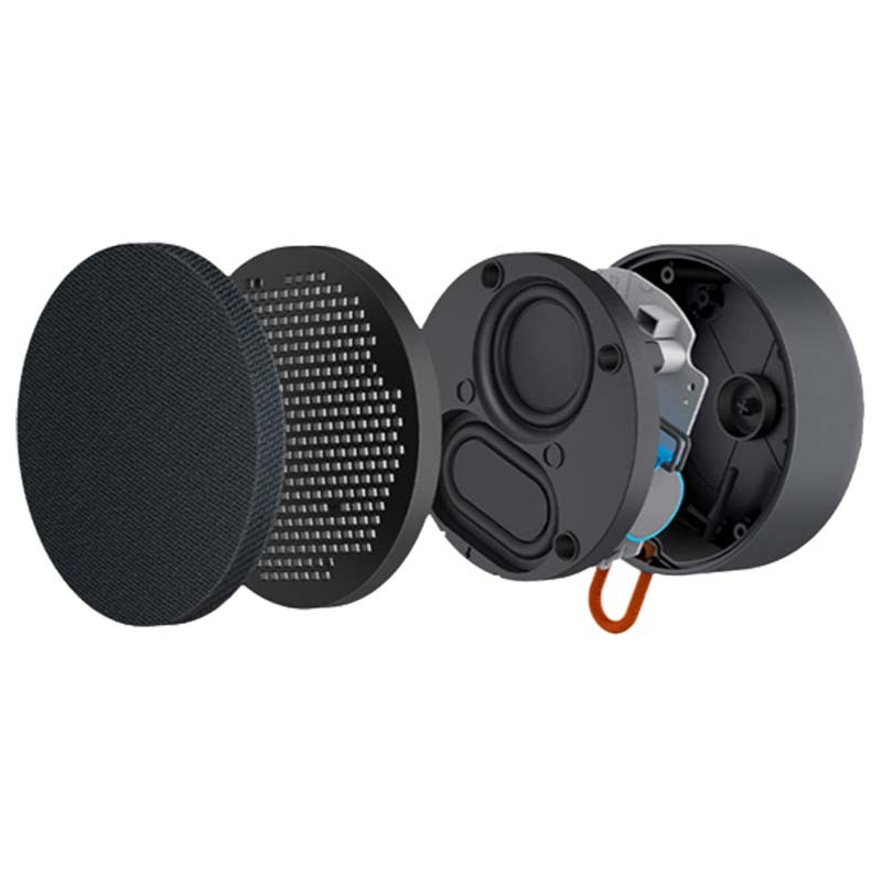 Xiaomi Bluetooth Speaker Mi Portable Speaker Waterproof, Bluetooth, Portable, Wireless connection, Grey