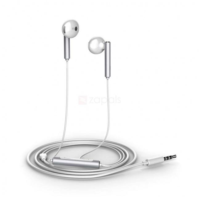 Huawei Half In-Ear Earphones AM116 Built-in microphone, In-ear, White