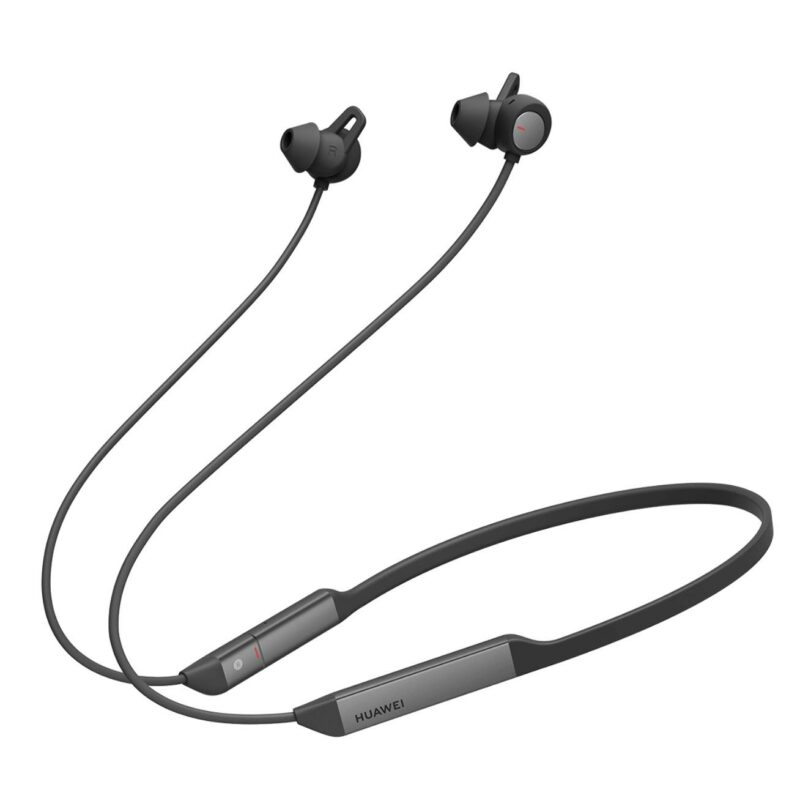 Huawei Wireless Earphones FreeLace Pro In-ear, Microphone,  Bluetooth, Noice canceling, ANC, Graphite Black