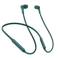 Huawei Wireless Earphones FreeLace  Built-in microphone, Noice canceling,  Bluetooth, Emerald Green
