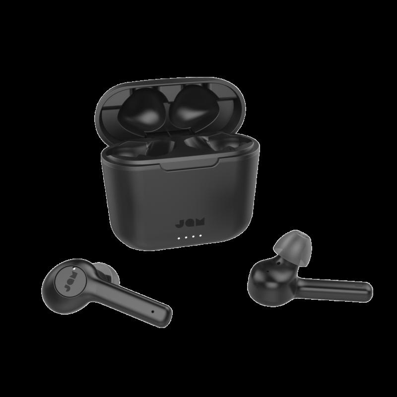 Jam Earbuds TWS ANC Wireless in-ear, Bluetooth, Black