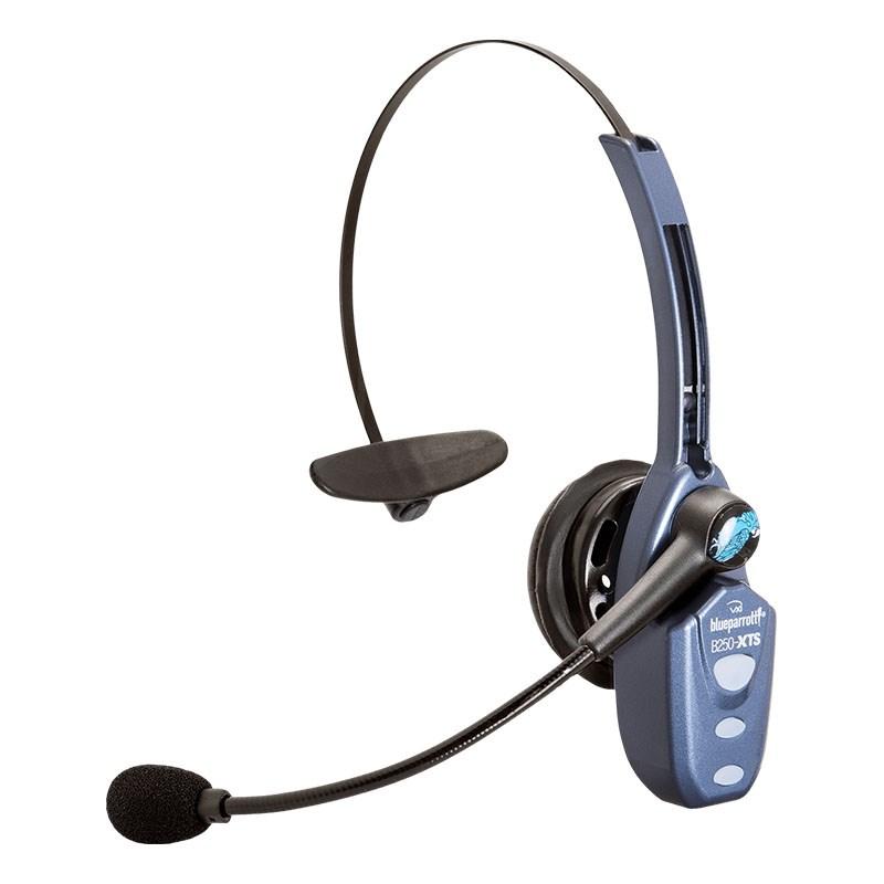 BlueParrott Bluetooth Headset B250-XTS Bluetooth, Grey