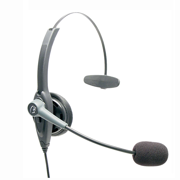 BlueParrott Corded Headset VR11 Wired, Grey
