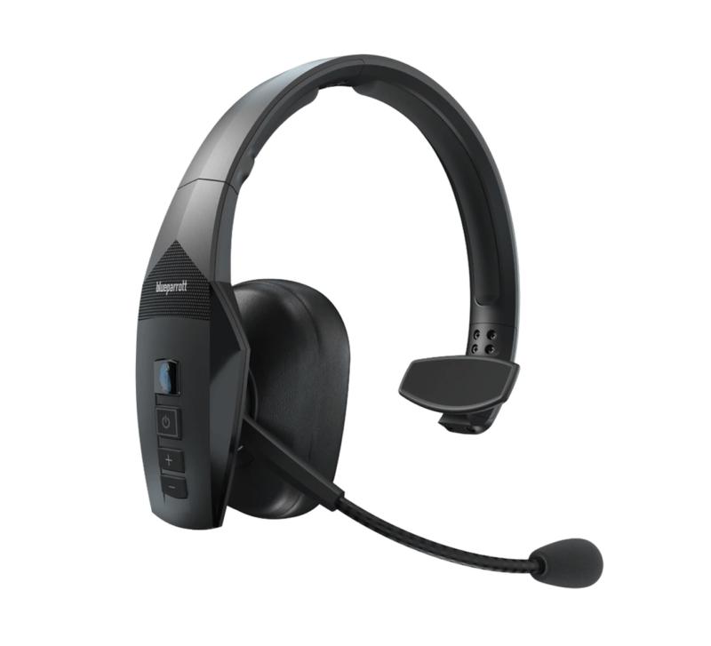 BlueParrott Bluetooth Headset B550-XT Bluetooth, Black