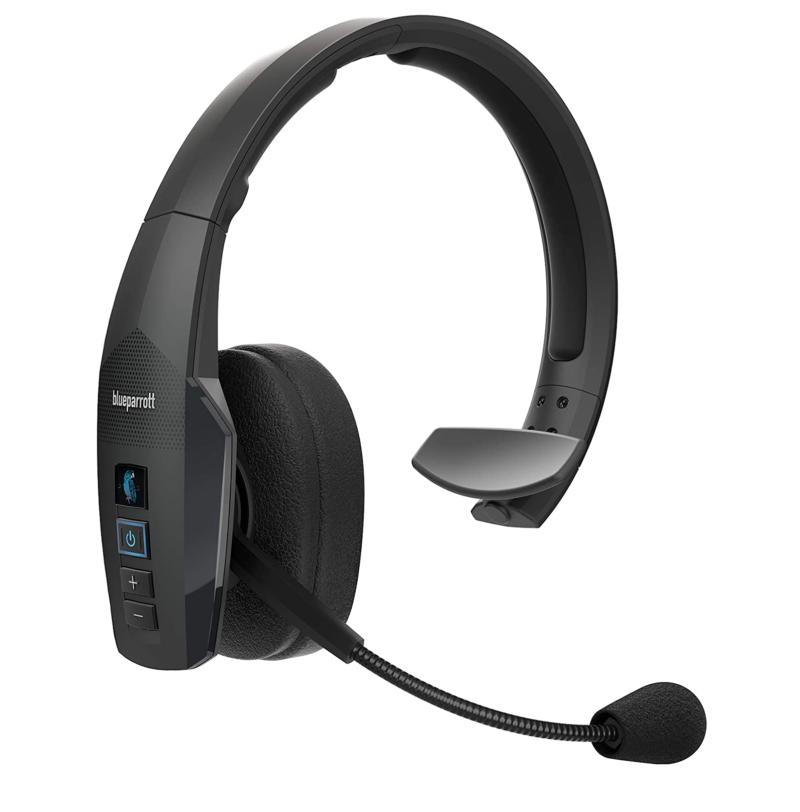 BlueParrott Bluetooth Headset B450-XT Bluetooth, Silver